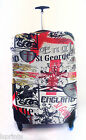 ST GEORGE ALL OVER DESIGN SUITCASE COVER EASILY IDENTIFY YOUR CASE