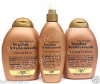 Organix Ever Straight Brazilian Keratin Smooth Shampoo, Conditioner & Spray