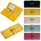 NEW Fashion Lady Wallet Purse Long Clutch Leather Wallet High Quality Bag Case