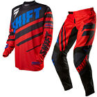 Shift 2015 Motocross Hose Jersey Kinder Assault Race Rot Cross Enduro MTB Quad