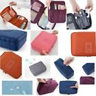 Travel Wash Cosmetic Toiletry Bag Multi-Pouch Pocket Organizer Waterproof Hot!
