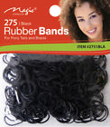 Quality Hair Braiding Elastic Rubber Bands 275pcs In 6 Different colors