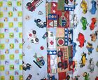 NURSERY & BABY #3 Fabrics, Sold Individually, Not As a Group, By The Half Yard