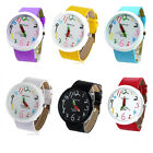 NEW SERIES Cute Ladies Girls Quartz Bracelet PU Leather Wrist Watch Gifts UK EW