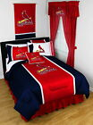 St Louis Cardinals Bed in a Bag Comforter Set Twin Full Queen King Size