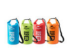 Camping Ocean Pack Drifting Package Waterproof Bag Boating Backpack Dry Bag