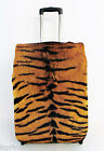 TIGER SKIN DESIGN CASESKINZ SUITCASE COVER  *SUITCASE NOT INCLUDED*