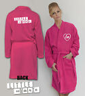 Little Mix Bath Robe Dressing Gown Nightwear Onesie Pyjamas