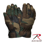 Rothco 4944 Insulated Hunting Gloves - Woodland Camo