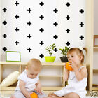 Swiss Cross Removable wall stickers Vinyl decal for home, kids room or nursery