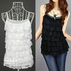 NEW Fashion Womens Summer Loose Casual Tank Sleeveless Vest T Shirt Tops Blouse