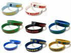 NBA Club Rubber Silicone Bracelet Fashion Basketball Team Sport Cuff Wristband on eBay