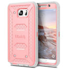 ULAK [Knox Armor] Hybrid Rugged Shockproof Case Cover For Samsung Galaxy Note 5