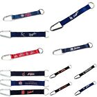 """MLB Teams Officially Licensed 8"""" Carabiner Lanyard Keychain - Pick Your Team"""