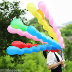 Hot Sale Colorful 10/50/100Pcs Wedding Party Decoration Spiral Latex Balloons