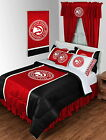 Atlanta Hawks Comforter and Sham Twin Full Queen King Size