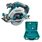 MAKITA 18V LXT DHS680 DHS680Z DHS680RFE CIRCULAR SAW AND PLASTIC CASE
