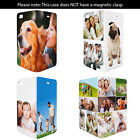 Fully Personalised Gift Phone Flip Case Cover for Apple iPhone 4 5 6 iPad Mini