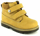New Boys/Childrens Twin Strap Fastening Fashionable Boot UK SIZES