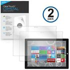 BoxWave Washable Premium Screen Protector - Microsoft Surface 3 / Pro 3 (2-Pack)