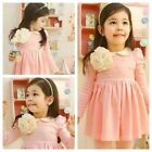 FREE P&P 111 Pink Christening Bridal Prom Flower Girls Party Dresses SIZE 2 to 8
