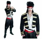 *ADAM ANT MENS 1980s 80s NEW ROMANTIC FANCY DRESS COSTUME PRINCE CHARMING*
