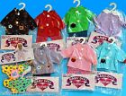 """BABY DOLL'S RAINSUIT SETS For 12"""" DOLLS In VARIOUS COLORS 2005 GREENBRIER"""