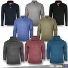 Mens Jumpers Stallion Pullover Long Sleeve Sweatshirt Branded Sweater New