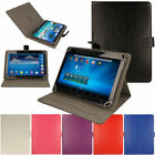 """Universal PU Leather Case with Multi-Angle Stand for Windows Connect 10"""" Tablet"""