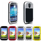 I3C Waterproof Aluminum Gorilla Metal Cover Case for Samsung Galaxy S4
