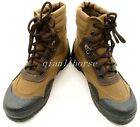 Military Mens Camo Lace Up High Top Desert Camouflage Combat Shoes Tactical Boot