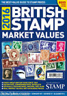 BRITISH STAMPS MARKET VALUES 2016 - THE BEST VALUE GUIDE BOOK TO STAMP PRICES
