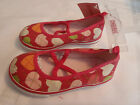GYMBOREE Size 3 or 8 Choice Popstar Academy Little Hearts Shoes NWT