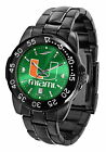 Miami Hurricanes Watch Fantom Gunmetal Anochrome Mens Ladies