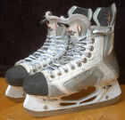EASTON SE 16 Synergy White Edition Ice Hockey Skates Boys US 6 R 6R Mens SE 16