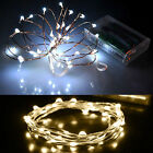 2M String Fairy Light 20 LED Battery Operated Xmas Lights Party Wedding Cool