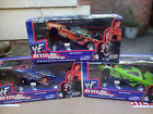 WWE/WWF ATTITUDE RACING DIE CAST DRAGSTER RACING CARS - ROAD CHAMPS