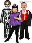 Toddler Halloween Costume Vampire Skeleton Fancy Dress Party Kids Boys Girls 2-3