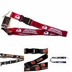 NHL Licensed Logo Lanyard Keychain With Neck Release - Pick Your Team