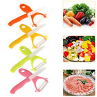 Peeler Ultra Sharp Kitchen Ceramic knife Set Cutlery Knives 4 colors SCE Fashion