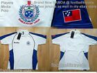 S L XL SAMOA KooGa RUGBY MEDIA POLO SHIRT JERSEY NEW ORIGINAL PACK