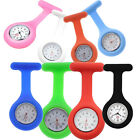 Silicone Gel Nurses Pocket Fob Watch Infection Control Machine Washable