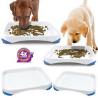 Petstages Perfect Pace Dog Feeding Tray Slow Down Feeder Bowl Flat Eating Dish