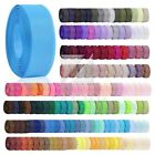 11yards Grosgrain Ribbon Wedding Ribbon Crafting Patry Favor 6/10/15/20/25/38mm