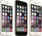"Apple iPhone 6 Plus Smartphone Factory Unlocked 128GB 4G 5.5"" Touch ID 8MP"