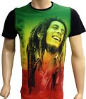 BOB MARLEY MENS T SHIRTS, HIP HOP, RETRO, TEES, RAP, URBAN TIME IS MONEY BLING