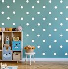 81 Polka Dots Removable wall sticker decal Vinyl sticker for Kids or Nursery