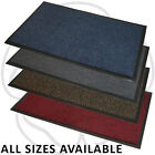 JVL Red Grey Brown Blue Black Heavy Duty Barrier Commercial Door Floor Mat