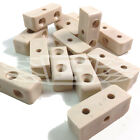 CREAM MODESTY BLOCK FURNITURE CONNECTOR BLOCKS, FIXIT CABINETS CUPBOARDS(FWS)