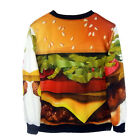 Mens Womens 3d Graphic Print Hoodies Sweatshirt Pullover Sweater Jumper Top Coat